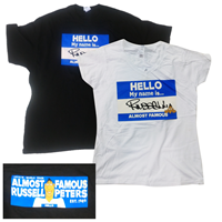 Hello My Name is T-Shirt (Men's) image