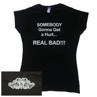 Somebody T-Shirt (Women's) image